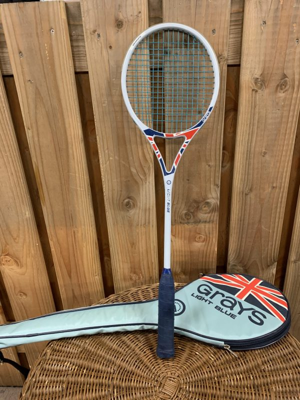Tennis racket Grays